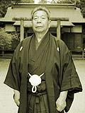 Morihiro Saito Sensei