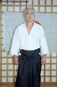 Senjus Hiroshi Isoyama